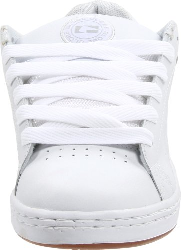 GLOBE Skateboard Shoes FOCUS White/Glacier Grey