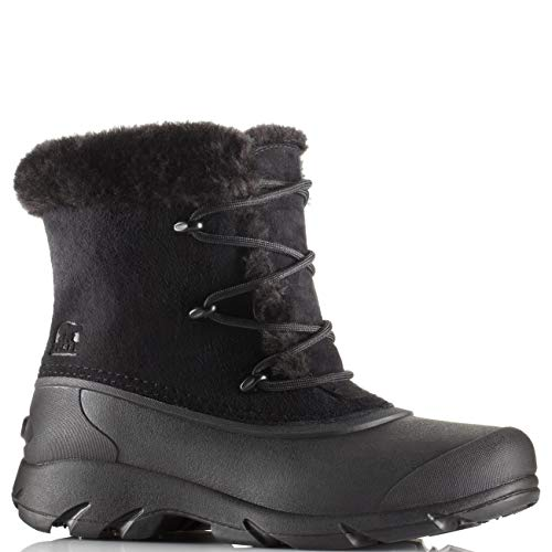 Sorel Snow Angel Lace Boot - Women's Black, -