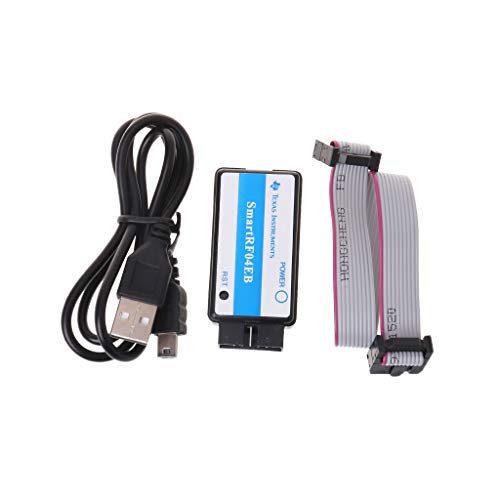 PoityA SmartRF04EB ZigBee Emulator CC1110 CC2530 USB 2.0 Downloader Module MCU M100
