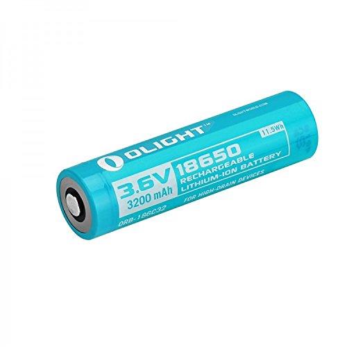 Olight 3200mAh battery Javelot Flashlight