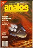 img - for Analog Science Fiction Science Fact (April 1987) book / textbook / text book