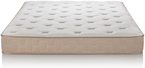 Thrive Finale 10-Inch Innerspring Twin Mattress – 3 Zone Individually Encased Pocket Coils – CertiPUR-US Certified Foam – Best Affordable Bed – Guest Room Beds and Kids – Made in USA – Twin Size
