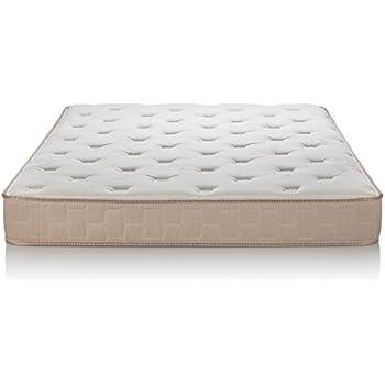 Englander Finale 10-Inch Innerspring Mattress - Enjoy a Super Soft & Comfy Sleep - Ideal for Kids & Guest Beds - The Best Cheap Mattress for a Peaceful Night's Sleep - Beige - Queen - Made in USA