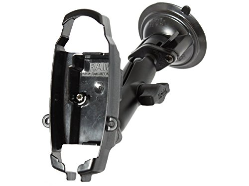 RAM Mounting Systems RAM-B-166-MA3U Suction Cup Mount for Magellan ATV, Outdoor, Sportrak, Map, Marine, Pro, Color, and Topo (Sportrak Marine Pro)