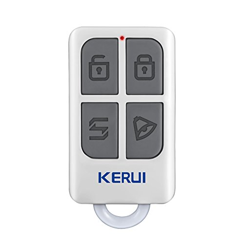 KERUI Wireless Portable Remote Control for GSM PSTN Home Burglar Alarm System