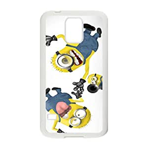 YYYT Minions Case Cover For samsung galaxy S5 Case