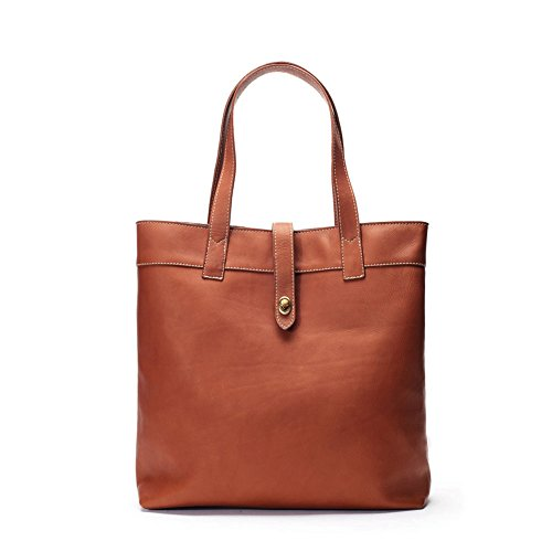 Harness Cowhide Leather Tote (Winn 54223 Harness Cowhide Colombian Leather Tote Bag - Large)