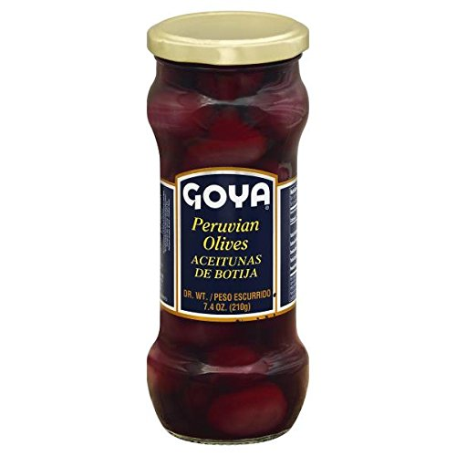 Goya Peruvian Olives De Botija 7.4 oz by Goya