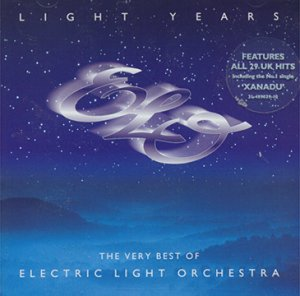 "Light Years : The Very Best Of ""Electric Light Orchestra"" [MINIDISC]"