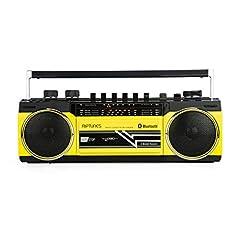 Cassette Boombox