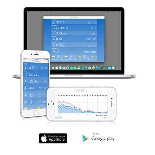WeatherFlow Smart Home Weather Station with WiFi hub