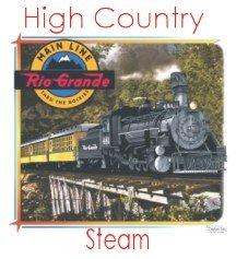 High Country Steam - Railroad Steam Train Horn Whistle Sound Effect [Audio CD]