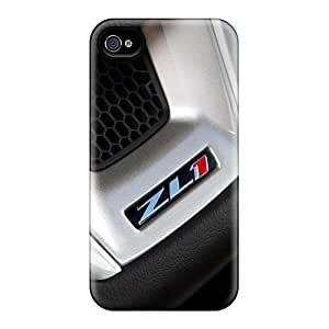 LauraAdamicska Iphone 4/4s Protective Cell-phone Hard Covers Provide Private Custom Vivid Chevrolet Camaro Zl1 Pattern [yWQ11315suBu]