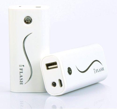 iFlash® Ultra High-capacity Portable External Rechargable...