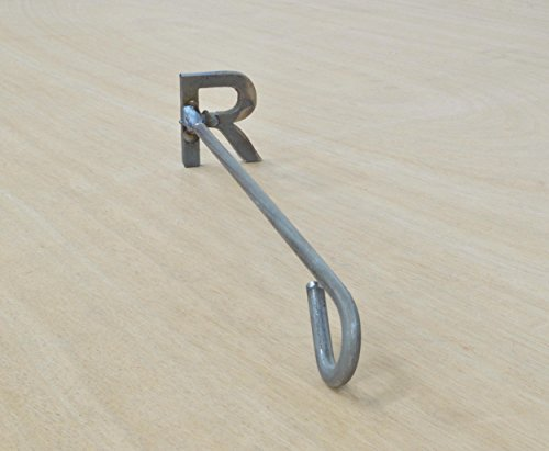 Branding Iron Steak Brand Western Cowboy Letter R by The Leather Guy Belt BLanks