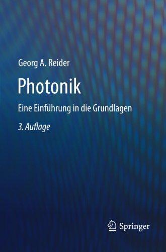 Photonik: Eine Einführung in die Grundlagen (German Edition)