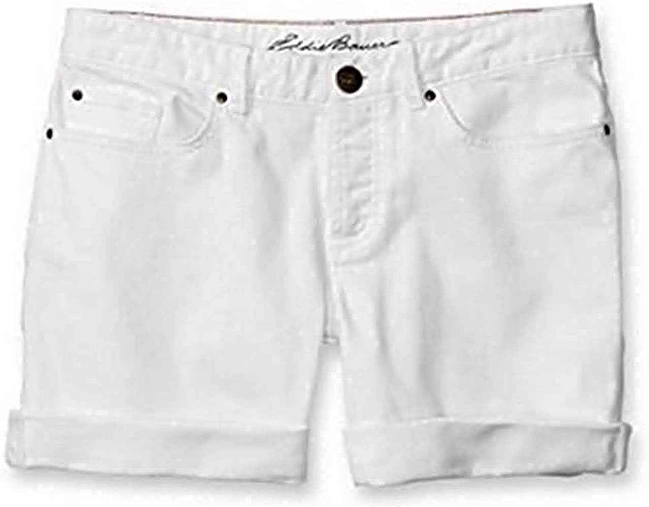 Shorts Shorts de mujer pantis de Eddie Bauer - algodón, blanco, 98 ...