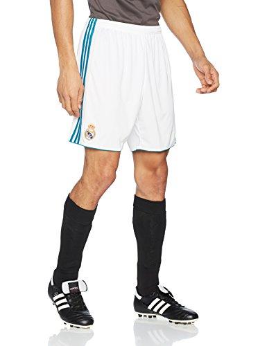 Adidas da bianco vivido Short Teal uomo Br8705 xwSqC1RwA