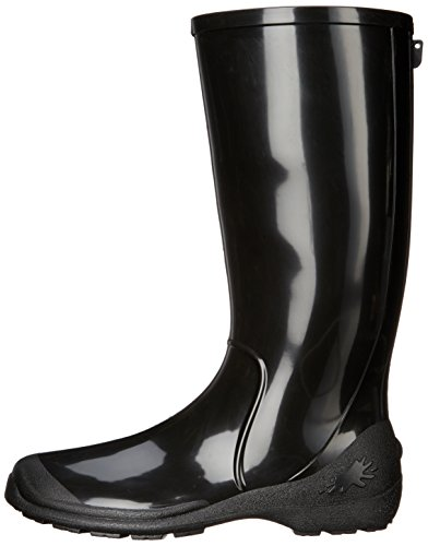 April Women's Black Boot Rain Tundra 6SZzHq