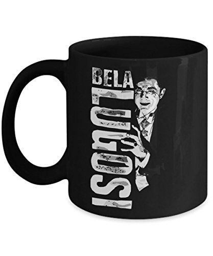 Dracula Bela Lugosi, Vampire, The Count - Halloween Day Coffee Mug Gift Coffee Cup Mugs - Halloween Great Gifts Idea for Men, Women, Kids, Mom, Dad, S