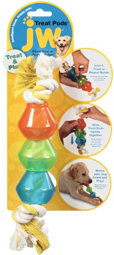 JW Pet Company Treat Pod for Dogs, Small, My Pet Supplies