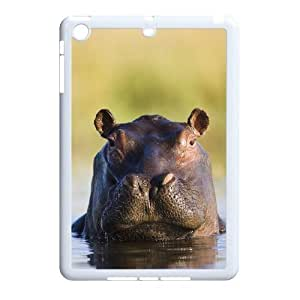 LZHCASE Diy Hippo Phone Case For iPad Mini [Pattern-6]