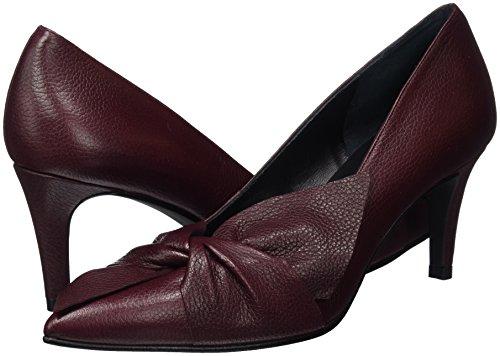 De Zapatos Mujer Gil Cerrada P Punta Azul 3320 Paco Con rasin Tacón Para Rasin qwaF6xnFAI