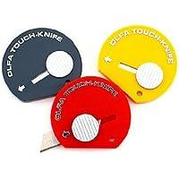 Olfa Touch varios colores cada cuchillo [12 unidades]
