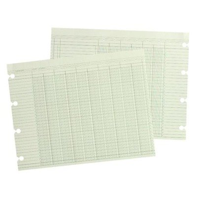 WLJG1016 - Wilson Jones Regular Ledger Sheets