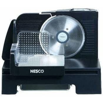 Amazon.com: NESCO FS-140R, Food Slicer, Black, 6-5/8 inch