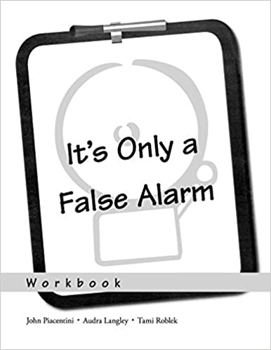 Its Only a False Alarm: A Cognitive Behavioral Treatment ...