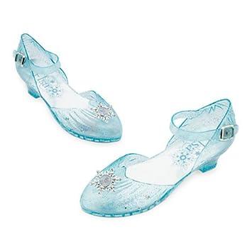 Elsa Light-Up Costume Shoes For Kids Inspired by Elsa from Frozen Light  sc 1 st  Amazon UK & Elsa Light-Up Costume Shoes For Kids Inspired by Elsa from Frozen ...