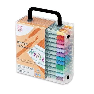 Ek Success Writer - EK Success Writer Dual-Tip Scrapbooking Marker Set, 48 Pack