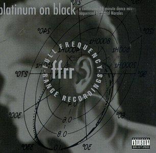 Platinum on Black 1