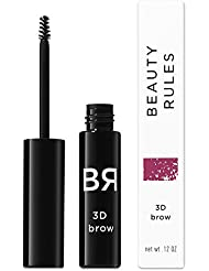 Beauty Rules 3D Brow, Blonde, 0.12 Ounce