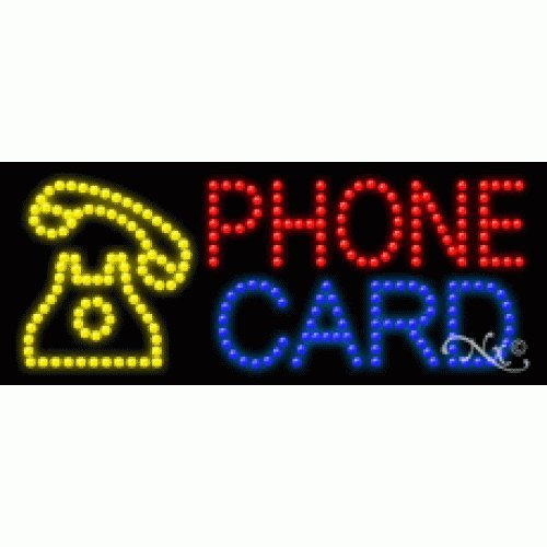 Arter Neon 20491 Jewelry Repair - Phone Card by Arter Neon