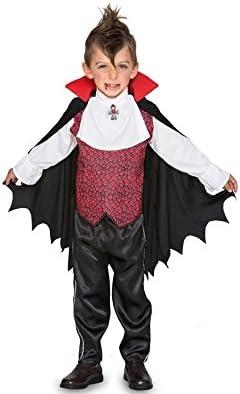 Fyasa Disfraz de vampiro, pequeñ: Amazon.es: Juguetes y juegos