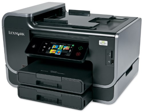 Lexmark Platinum Pro905 Business Class Wireless Multifunction Inkjet Printer with Web-Enabled Touchscreen by Lexmark (Image #3)
