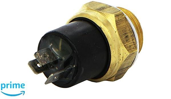 Valeo 819770 Interruptor de temperatura, ventilador del radiador: Amazon.es: Coche y moto