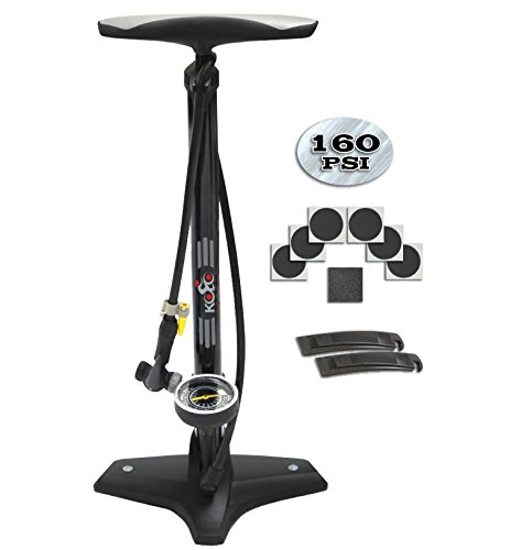 Bike Floor Pump Kolo Sports product image
