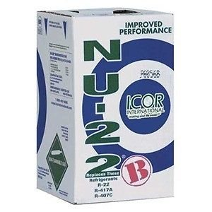 Honeywell ICOR International NU-22B Refrigerant, 25 pound