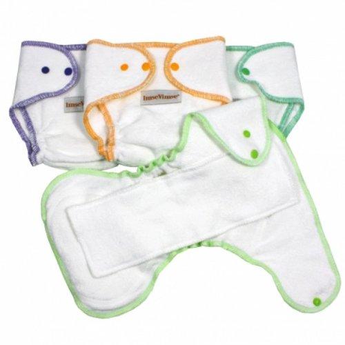 Imsevimse Neugeborenenwindeln 2-5 kg 4er Pack