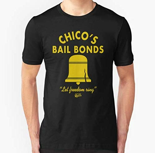 Bad News Bears Chicos Bail Bonds T-Shirt for Man and Woman