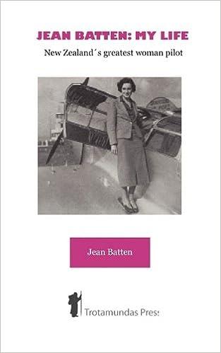 Book Jean Batten: My Life - New Zealand's Greatest Woman Pilot by Jean Batten (2009-12-07)