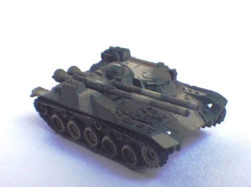 Tank World Takara - 1 / 144 world tank Museum Series 04-63 jgsdf type 60 self-propelled 106 mm recoilless rifle winter camouflage car