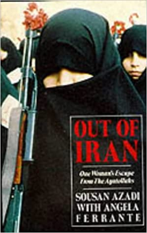 Book Out Of Iran: One Woman's Escape from the Ayatollahs