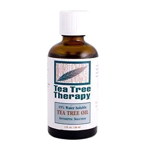 (Tea Tree Therapy Water Soluble Oil, 2 Fluid Ounce (2-Pack))