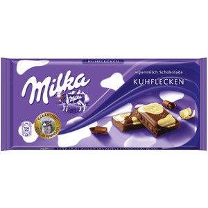 Milka 249478 Chocolate Pizarra Vaca