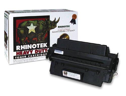 (Rhinotek Compatible for HP Laserjet 2100/2200, C4096A Black Toner 1pk (Q2100))