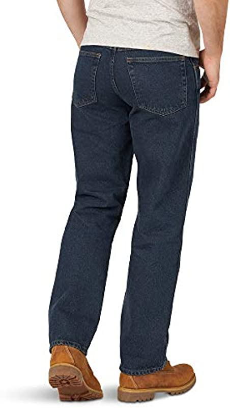 Rustler Classic dżinsy męskie: Odzież